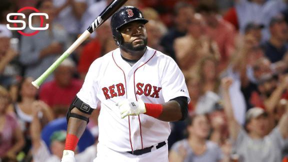 Big Papi, Red Sox crush Tigers