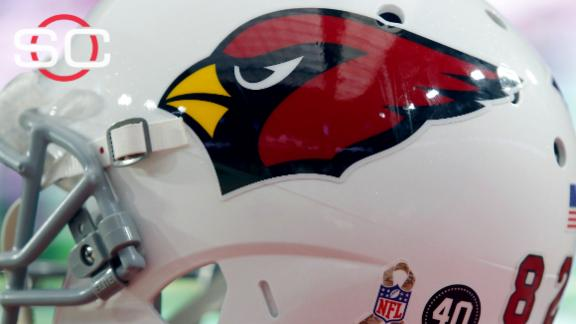 Jen Welter hired by Cardinals; believed to be first female coach in NFL