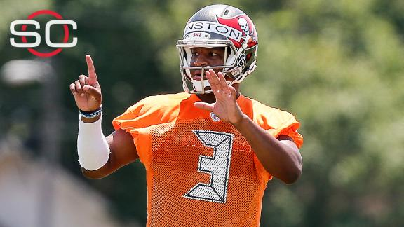 How Bucs should develop Jameis Winston