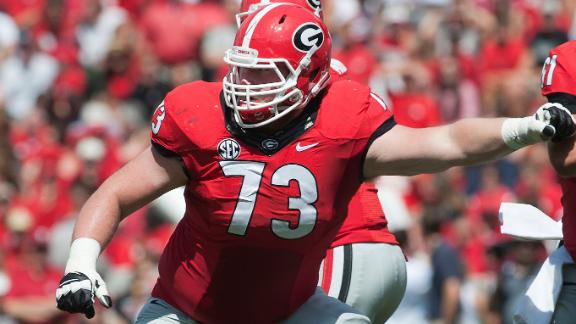 Ranking the top SEC offensive lines