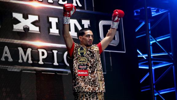 Danny Garcia feeling confident at welterweight for Paulie Malignaggi fight