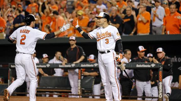 Orioles down Braves