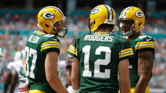 Video - Eleven starters returning for Packers' high-powered offense