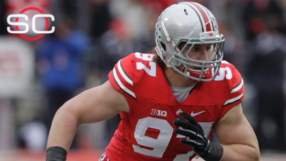 Ohio State suspends Bosa, 3 others for opener
