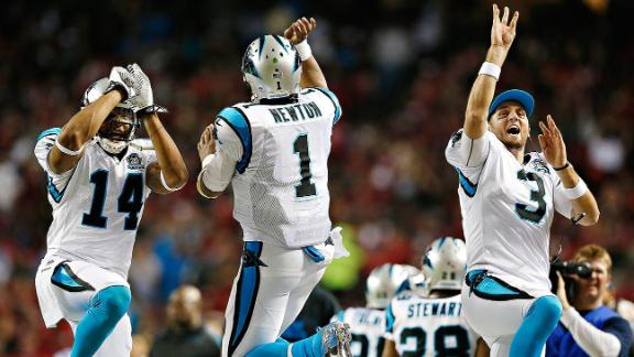 Panthers: Over/under 8.5 wins