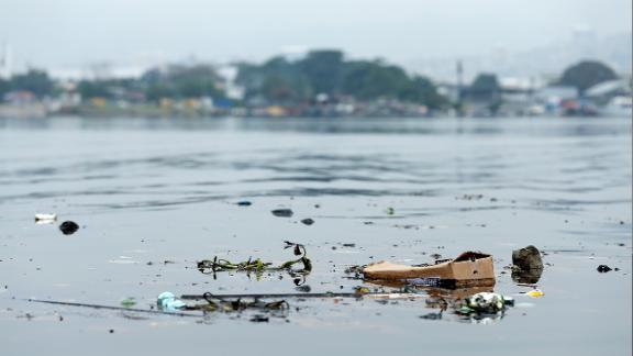 Test finds Rio Olympics water highly contaminated