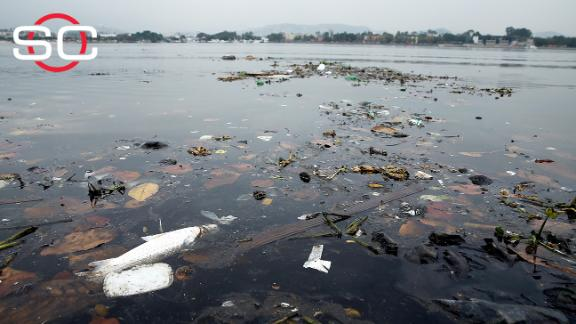 Virus levels of Rio Olympic waters equivalent to raw sewage