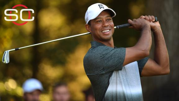 Tiger in the hunt after stellar second round