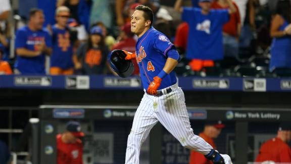 Wilmer Flores homers in 12th to give Mets win over Nats to open crucial set