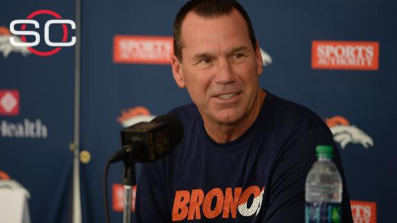 Kubiak gearing up for first season with Broncos