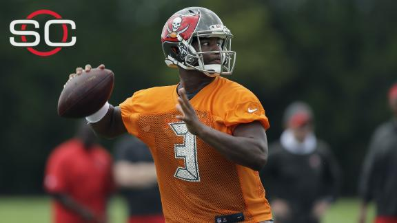 Buccaneers name Winston starting QB