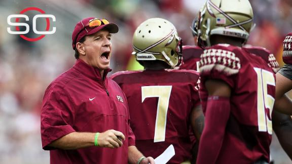 Finebaum: FSU has no business in top 10