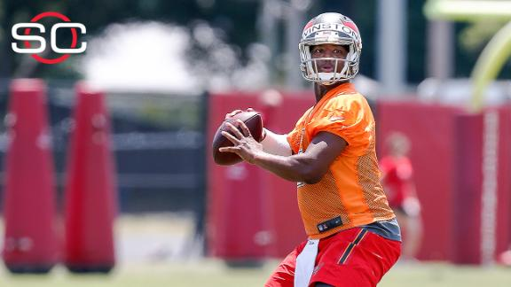Jameis Winston 'accepting my role' with Bucs