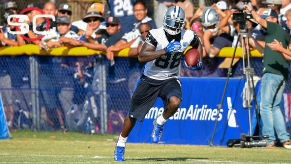 Dez Bryant involved in fight at training camp