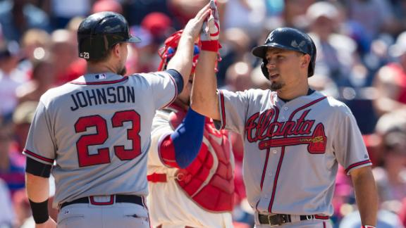 Peterson, Braves avoid sweep