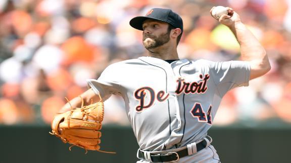 Norris shines in Tigers debut