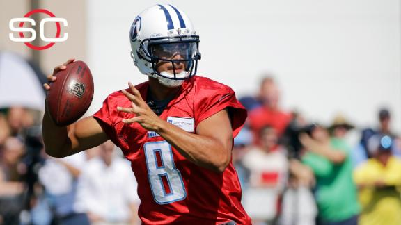 Mariota motivated by starting job