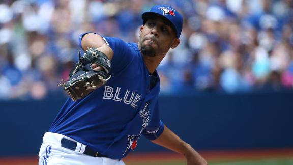 Price makes his Blue Jays' debut