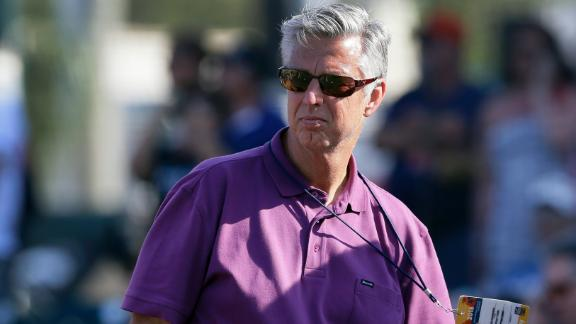 Dave Dombrowski out as Tigers GM