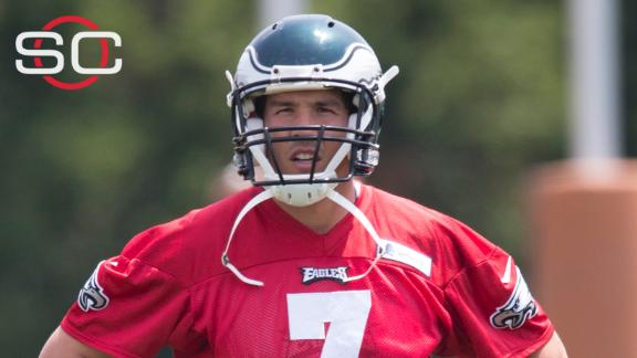 Eagles, Bradford working on extension