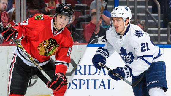 Catching up with the van Riemsdyk brothers