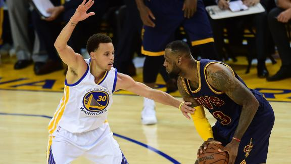 Christmas in the Bay: Cavs-Warriors