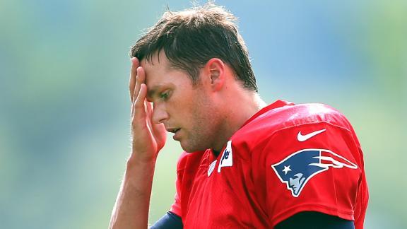 Cromartie on Brady's side