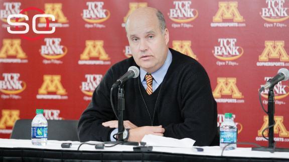Bennett: Teague resignation shocking to Minnesota