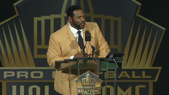 Bettis on Seau: 'His legacy will live on forever'
