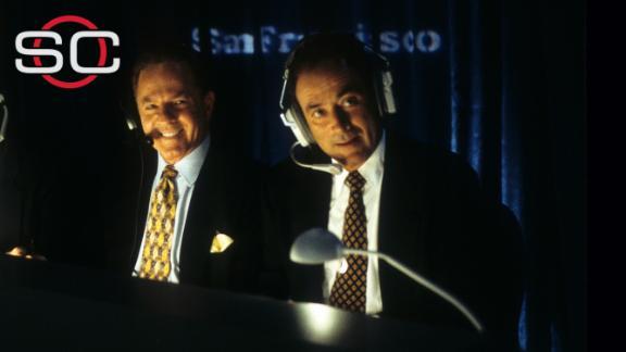 Al Michaels Remembers Frank Gifford