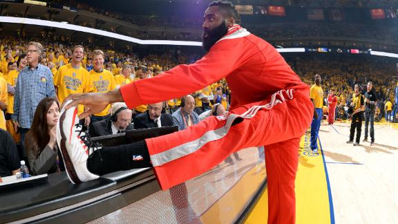 FTGUp: Harden to Adidas a panic move