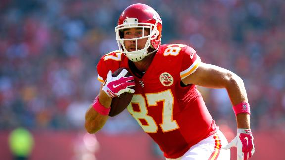 Timing of Travis Kelce injury couldn't be better for Chief…