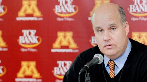 Third accuser comes forward about Minnesota AD's sexual harassment