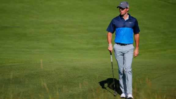 Clarke: McIlroy will be a contender despite ankle injury