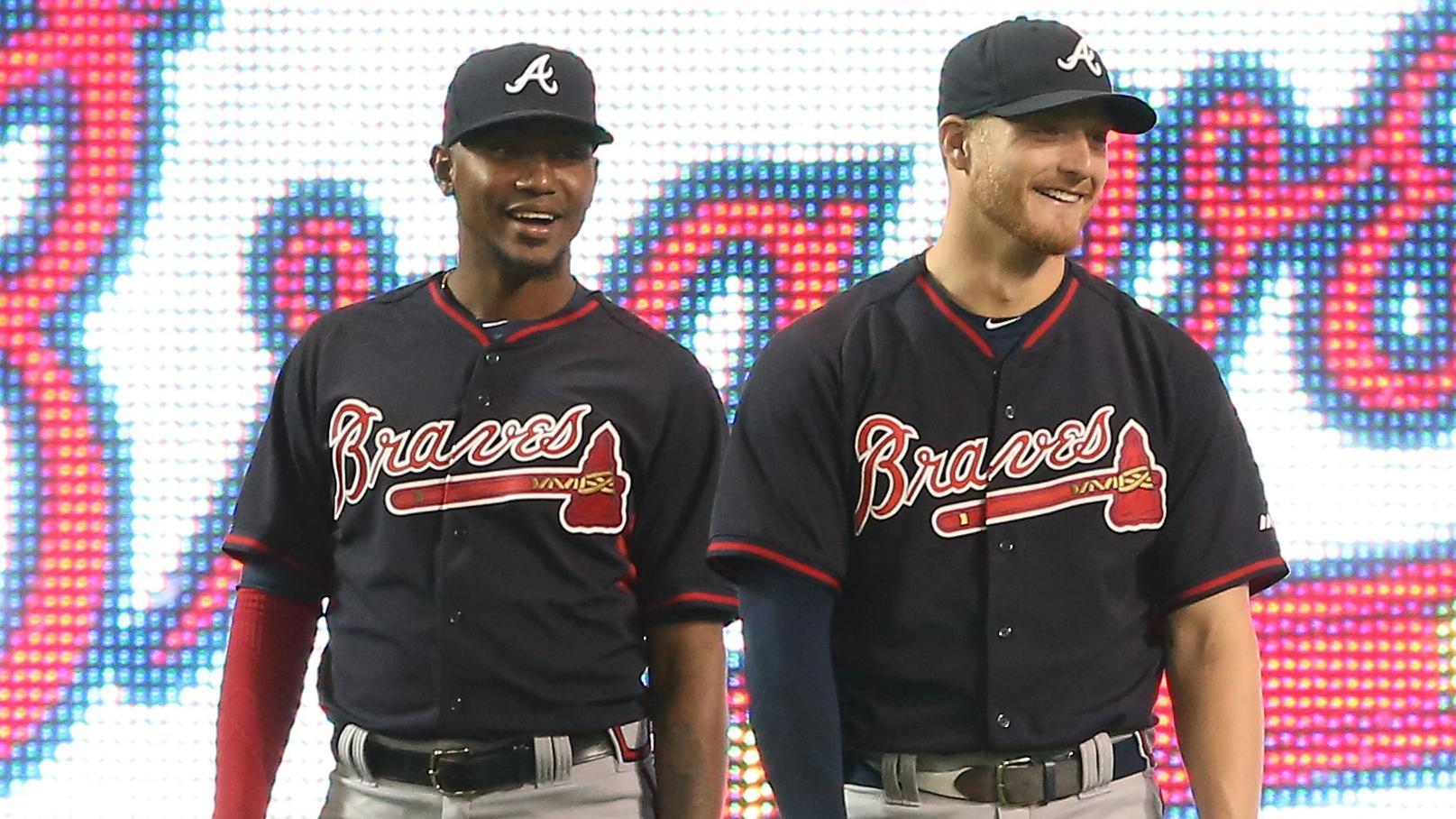 Braves building around young pitchers