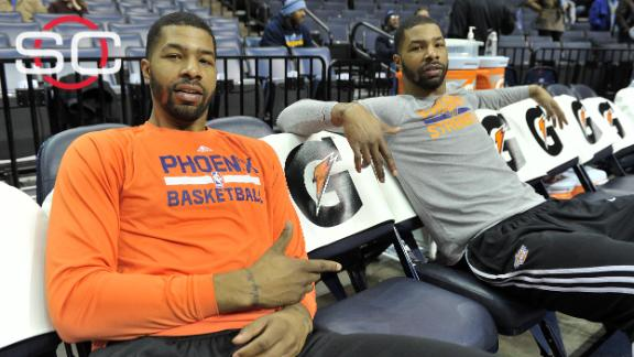 Morris twins feeling disrespected by Suns