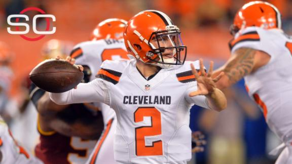 Manziel: 'We want to improve'