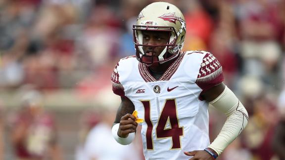 Former FSU QB De'Andre Johnson enrolls at East Mississippi C.C.
