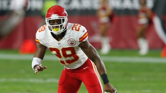 Eric Berry returns to field for Chiefs