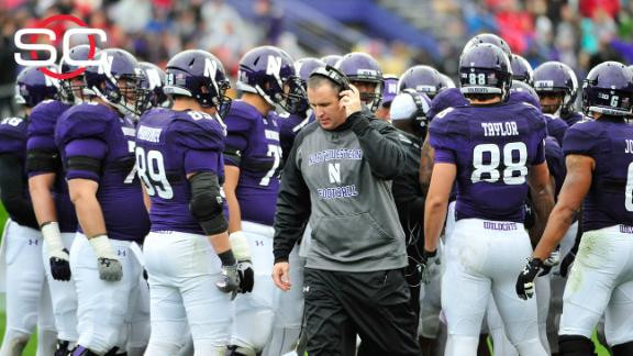 Northwestern players denied request to unionize