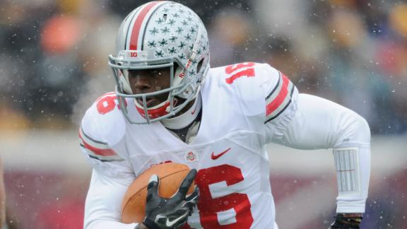 Smith: Barrett will be Ohio St. quarterback