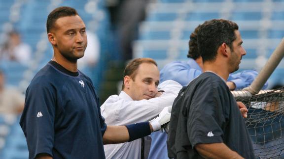 Cashman preferred Tulo over 'diva' Jeter?