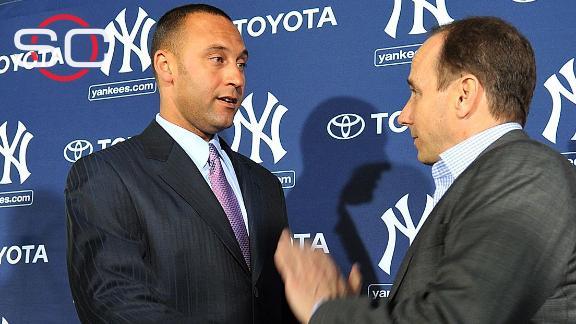 Cashman preferred Tulo over Jeter in 2010