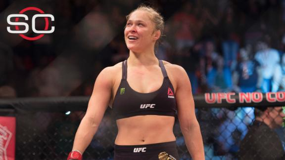 Why Rousey will face Holm next