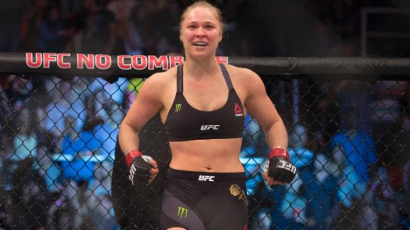 Ronda Rousey to fight Holly Holm