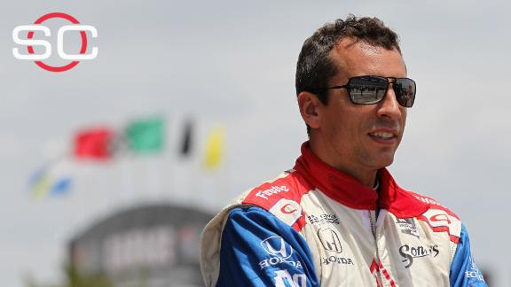 Justin Wilson dies following Sunday's accident