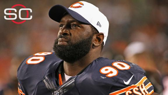 Bears DL Ratliff suspended for three games