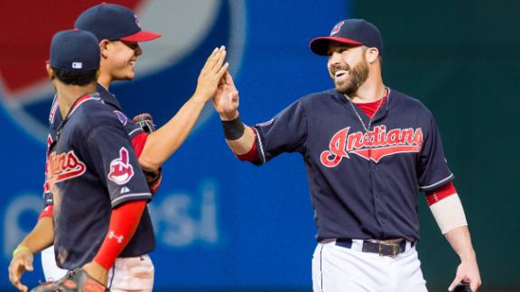 Kipnis drives Indians past Brewers