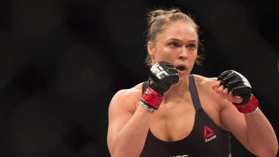 Mayweather to Rousey: 'Big bank take little bank'