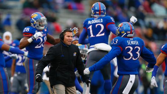 Kansas starting fresh in 2015
